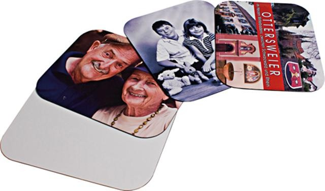 Tapis de souris avec votre photo.